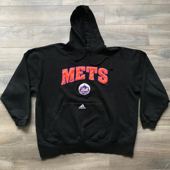 low priced dd296 65420 Adidas MLB New York Mets Hoodie